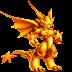 Dragón Estrella Fugaz | Wishing Star Dragon
