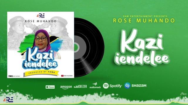 AUDIO | Rose Muhando - Kazi Iendelee | Mp3 DOWNLOAD