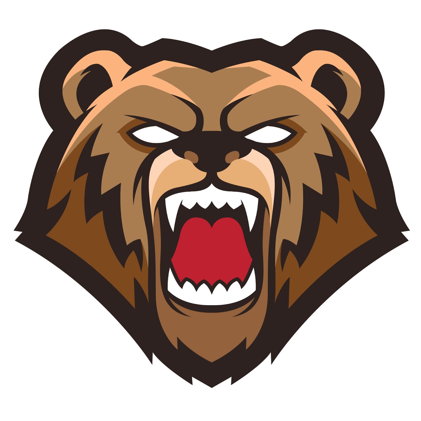 Bear Logo Free Download Vector CDR, AI, EPS and PNG Formats