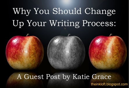 Katie's Guest Post