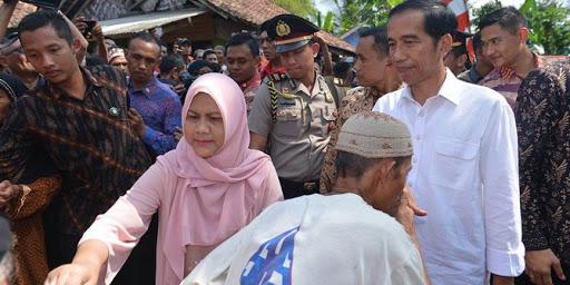 Jokowi Open House di Bogor ,Ini Jadwalnya