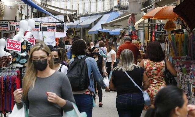 Intenção de compra cresce 0,68% no 4º trimestre, diz pesquisa