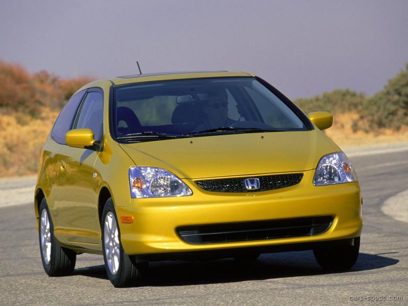 Honda civic 2003 hatchback Manual