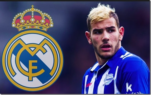 Theo Hernandez transfers from Atletico Madrid to Real Madrid for €24m.