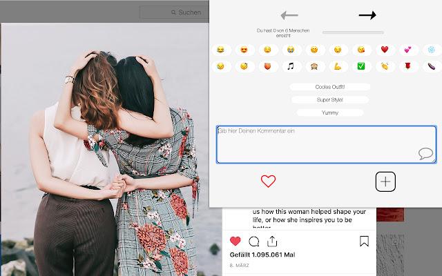 DDI - Connector für Instagram