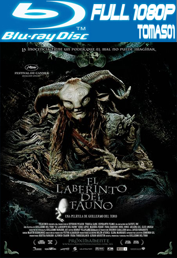 El laberinto del fauno (2006) BDRip 1080p DTS-HD