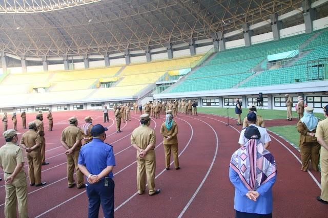 Walikota Bekasi: Setelah tanggal 2 ini proses dan penanggung jawab covid bisa perlahan diserahkan kepada tugas di Dinas Kesehatan