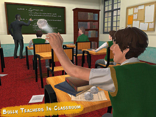 High School Bully Gangster 1.10 Cheat screenshots 9