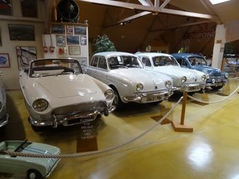 2018.07.02-220 Renault Floride 1962, Dauphine Gordini 1966, Dauphine 1083 1963 et 4 CV 1957