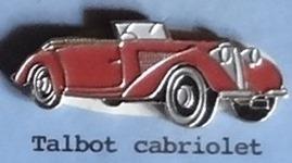 Talbot cabriolet Baby (31)