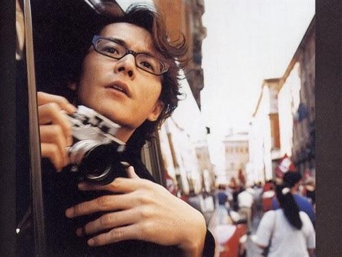 福山雅治與他所喜愛的Leica相機