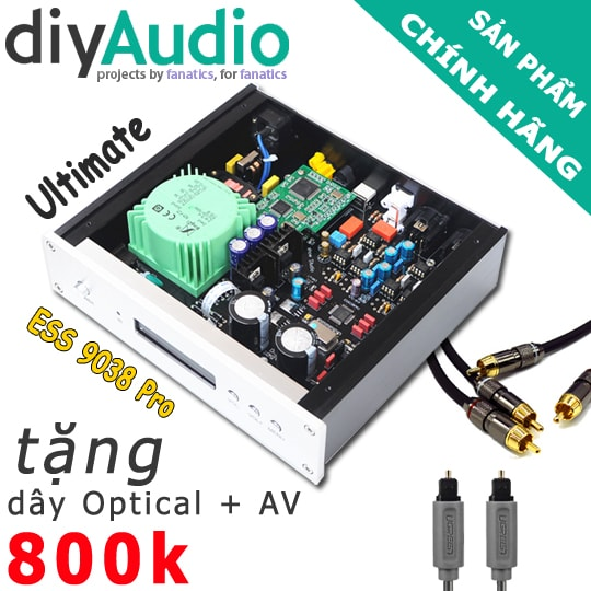dac nghe nhac dsd 9038pro ultimate