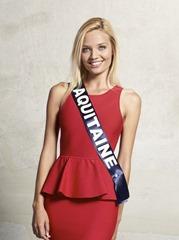 2016 Miss Aquitaine 2015 Gennifer Demey