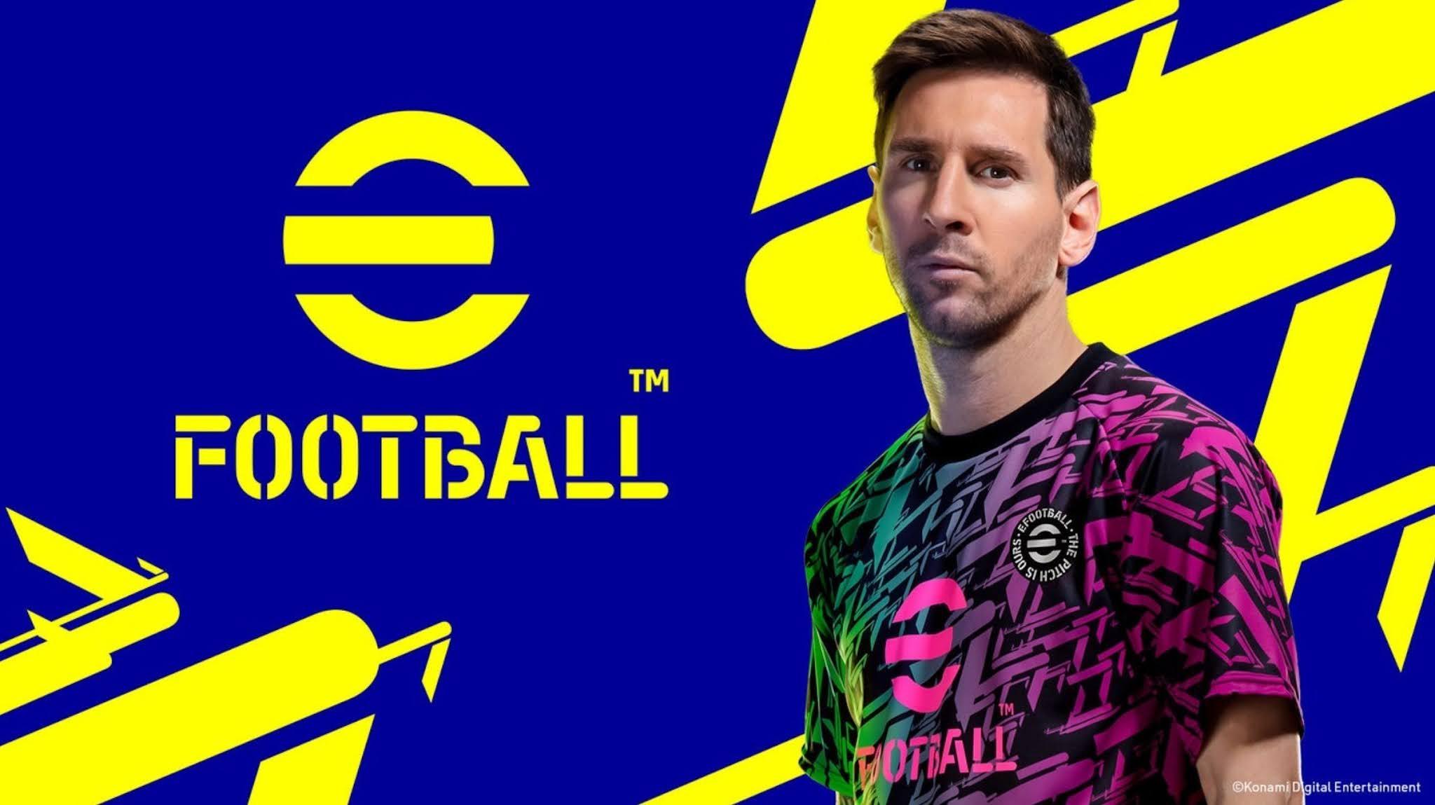 eFootball PES 22 ستكون مجانية بالكامل (كونامي تتهور) !!