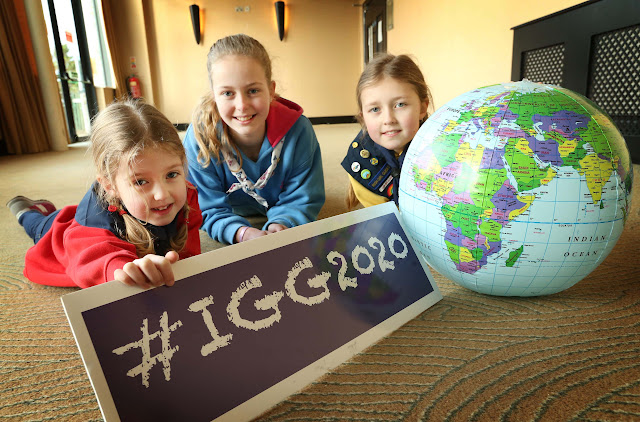 Image result for irish girl guides