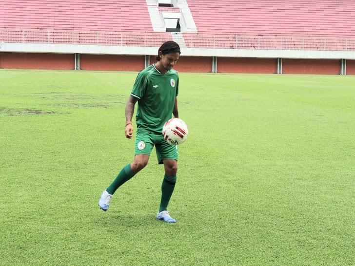 Cerita PSS Sempat Kerepotan Rekrut Irfan Bachdim