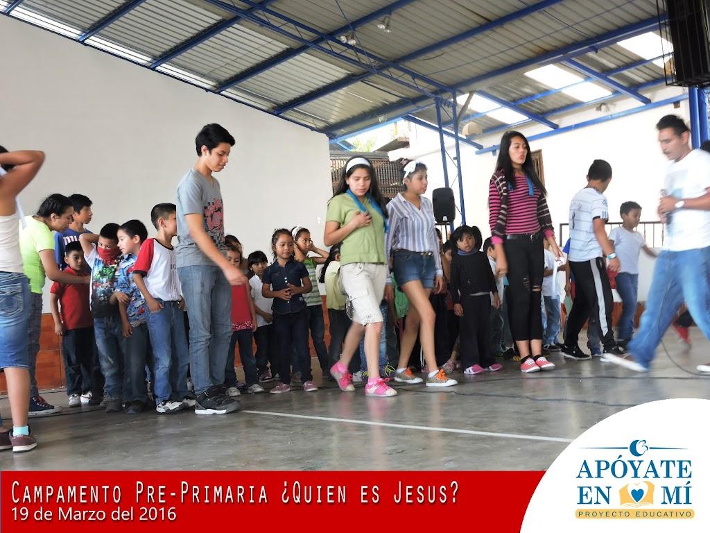 Campamento-Pre-Primaria-Quien-es-Jesus-13