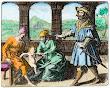 Raymond Lull From Maier Symbola Aurea Mensae 1617