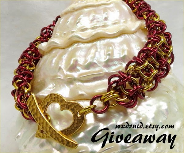 Jewelry Giveaway by WXdruid Chainmail