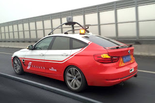 Samsung and Baidu to create self-driving technology