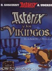 Actualización 17/05/2018: Gracias a Leandro por traernos Asterix y Los Vikingos, el álbum de la película del año 2006, no confundir con el tomo 9 de Astérix y los normandos.