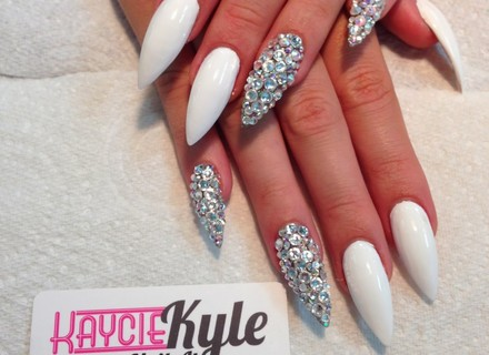 20 Best Amazing Nail Designs For Long Nails Fashonails