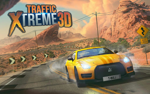 Download Traffic Xtreme 3D: Fast Car Racing & Highway Speed APK Full - Jogos Android