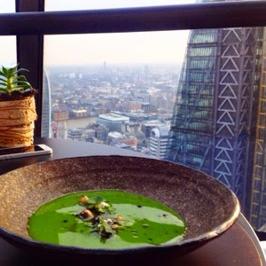 Searcys The Gherkin food