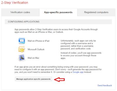 Cara Mengaktifekan 2-Step Verification Pada Account Google