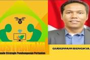 Percepat Pembangunan Bidang Pertanian, Gubernur Bengkulu Ajak Seluruh Pihak Perkuat Kostratani