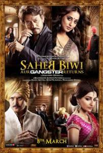 Đấu Tranh Gia Tộc - Saheb Biwi Aur Gangster Returns poster