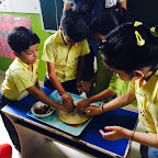 Chocolate Making Activity ( Sr. K.G.) R.C. Vyas 28-07-2017