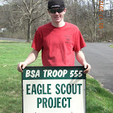 2012 Eagle Scout Projects