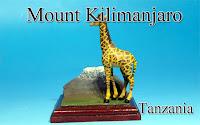 Mount Kilimanjaro‐Tanzania‐