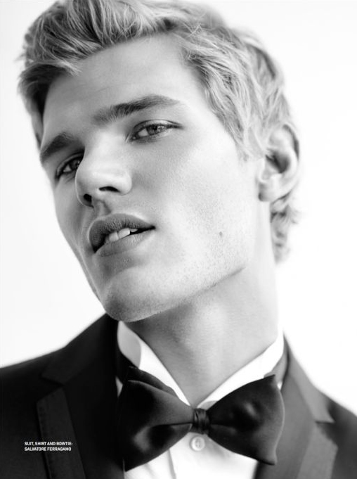 Chris Zylka by Arnaldo Anaya-Lucca for Prestige Mag (HK).  Styled by Paris Libby