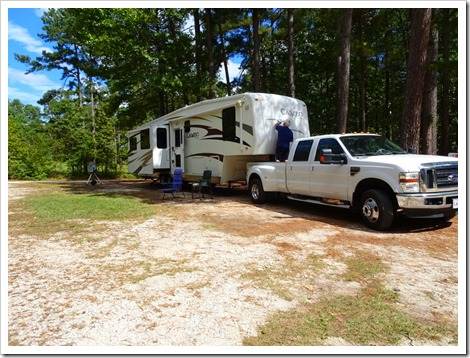 JB's RV Park in Benton, AR
