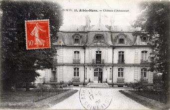 Photo: 10. Athis-Mons. - Château d'Avaucourt - D.W.D.