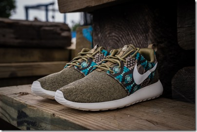 Nike Roshe Run Print Iguana via KicksOnFire USD 85 05