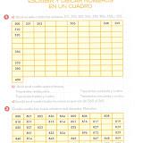 Escribir y ubicar números en un cuadro♥♥♥DA LO QUE TE GUSTARÍA RECIBIR♥♥♥ https://picasaweb.google.com/betianapsp