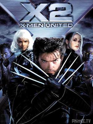 Phim Dị Nhân 2: Liên Minh Dị Nhân - X-men 2: X-men United (2003)