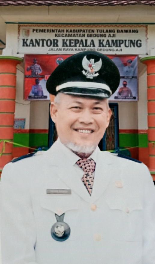 Kepala Kampung Gedung Aji Abdul Hamid Berikan Hak Jawab