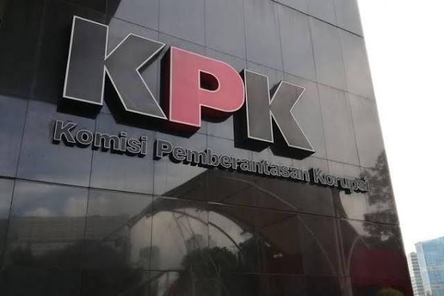 KPK Tangkap Tangan Bupati di Kalimantan Timur.