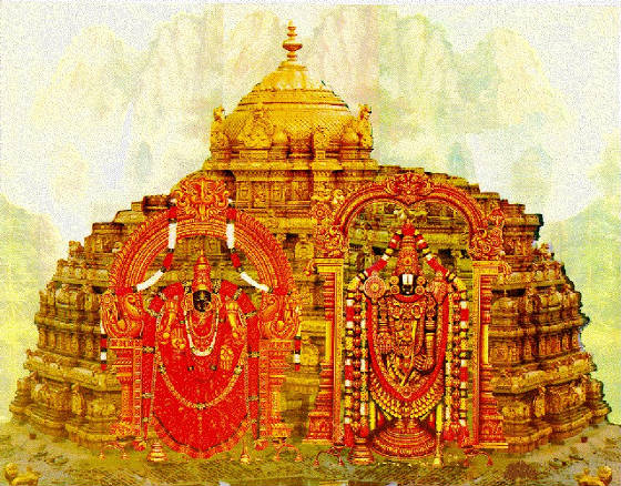 Lord Venkateshwara, Gods And Goddesses 6