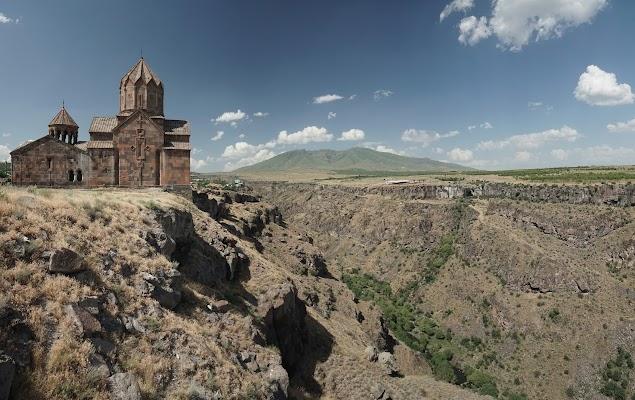 Kloster Hovhanavank