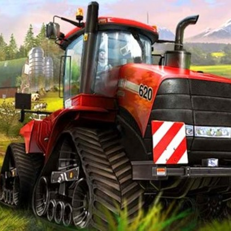 Farming simulator 2017 - CaseIH Quadtrac Pack with color choice. V 1.0