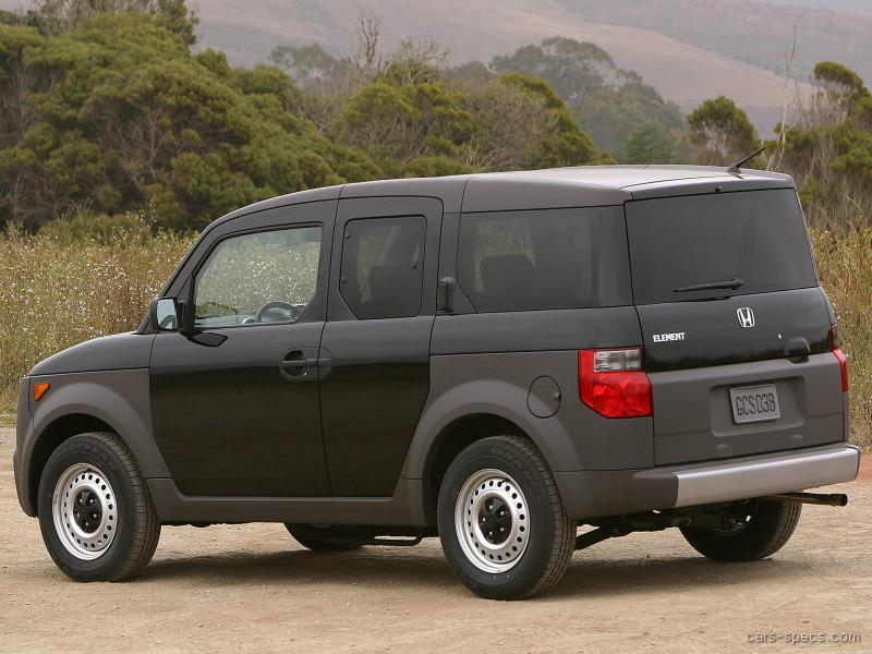 2004 Honda Element Suv Specifications Pictures Prices