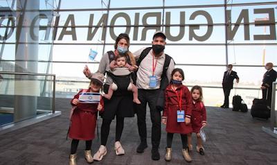 Mais de 3.000 novos imigrantes da América do Norte em Israel em 2020
