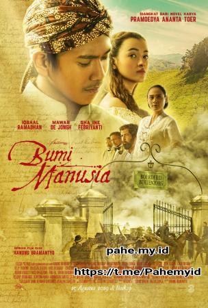 Download Bumi Manusia (2020) DVDScr Full Movie