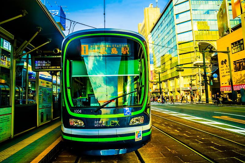 広島 路面電車1