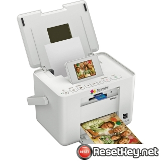 Reset Epson PM225 printer Waste Ink Pads Counter
